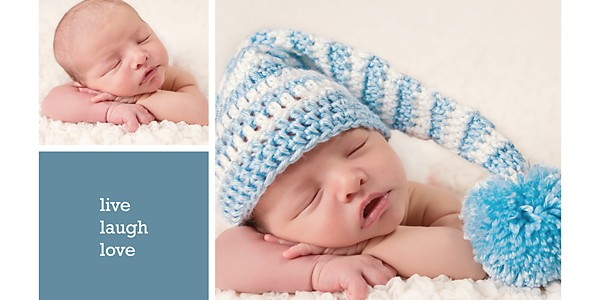 Beck's Newborn Session