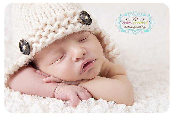 Crochet Newborn Christy Persichini Photography
