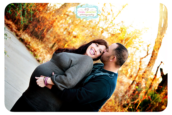 Frisco Maternity Christy Persichini Photography