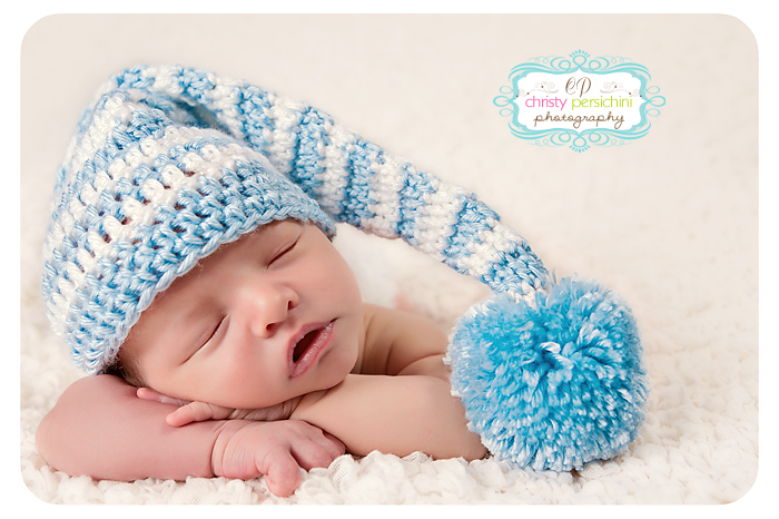 Baby Crochet Hat Christy Persichini Photography