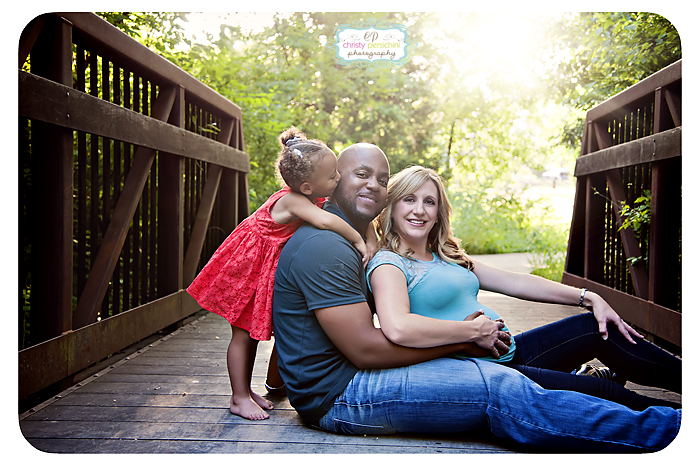 Family Maternity Christy Persichini Photography