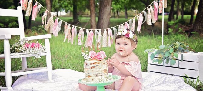 One Year Cake Smash Session