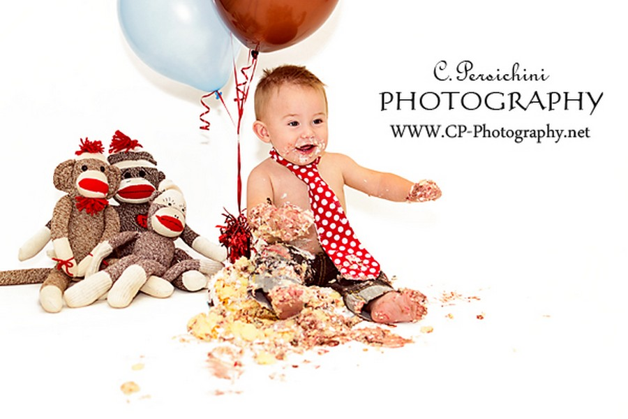 Smash Cake Photography Dallas